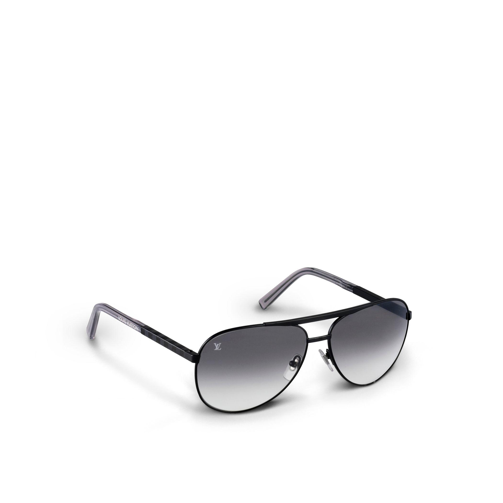 Louis Vuitton Attitude Pilote In Black For Men Lyst