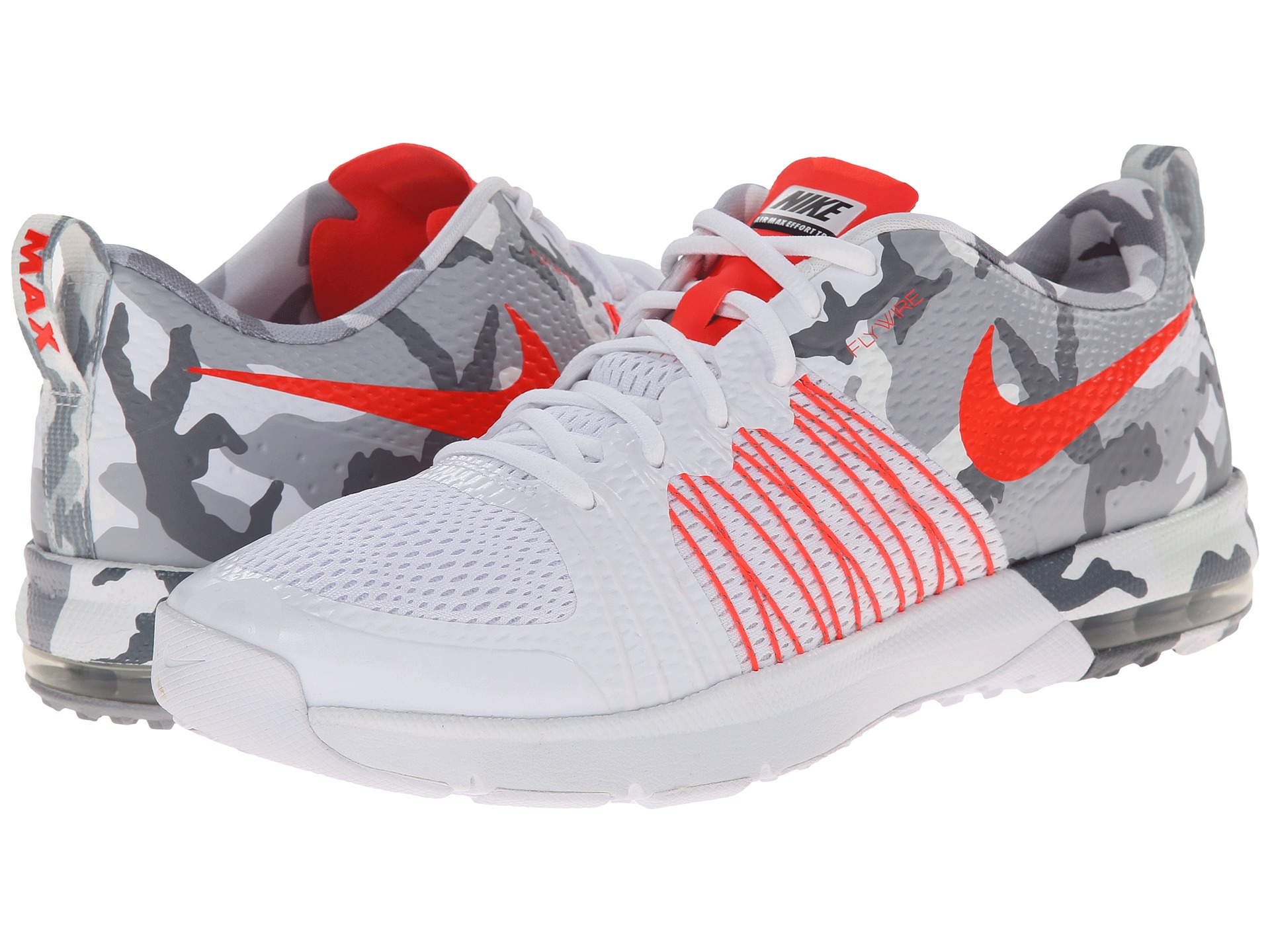 ... shop lyst nike air max effort tr in white for men 6b0be abaa0 62c56b048