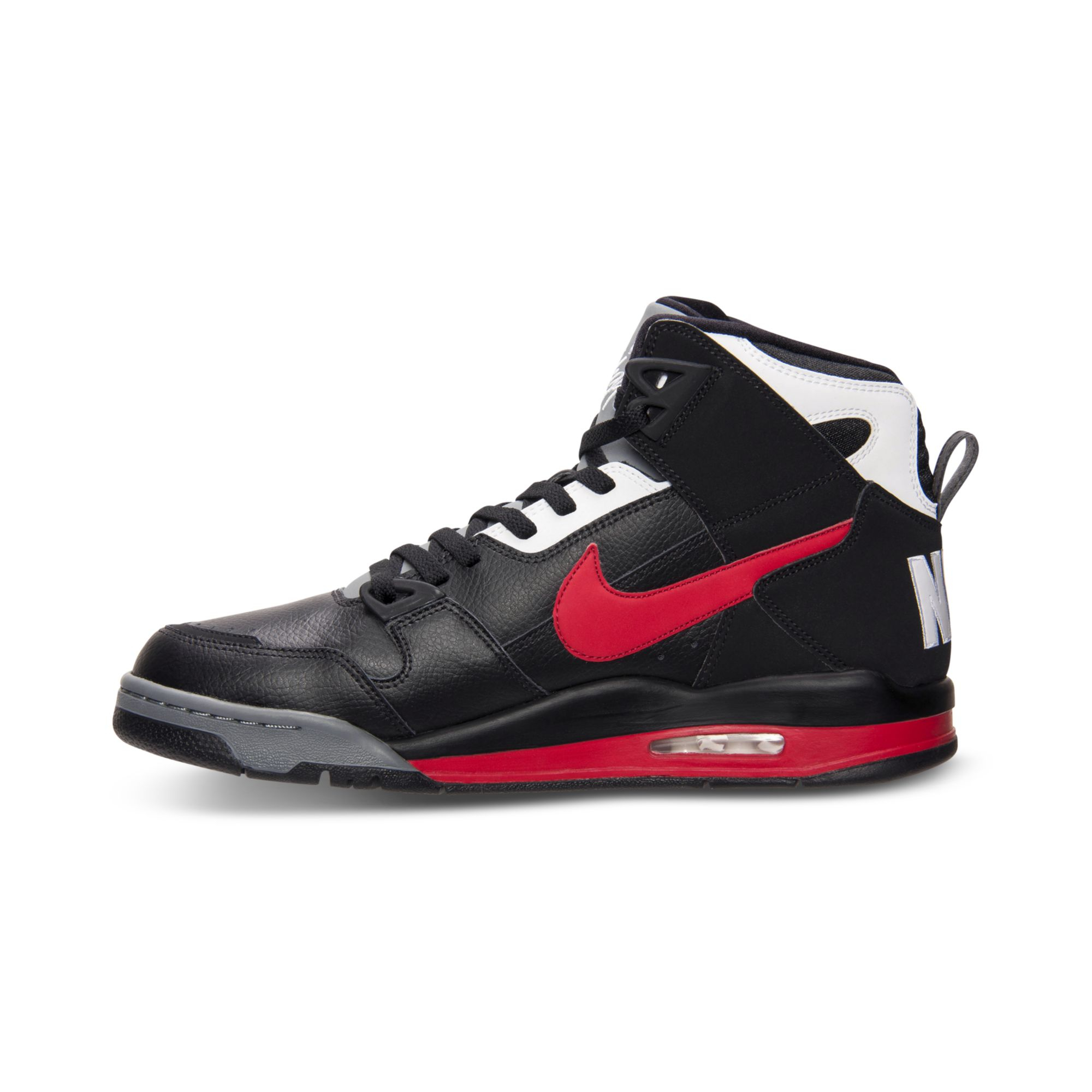 Lyst - Nike Air Flight Condor High Basketball Sneakers in ...