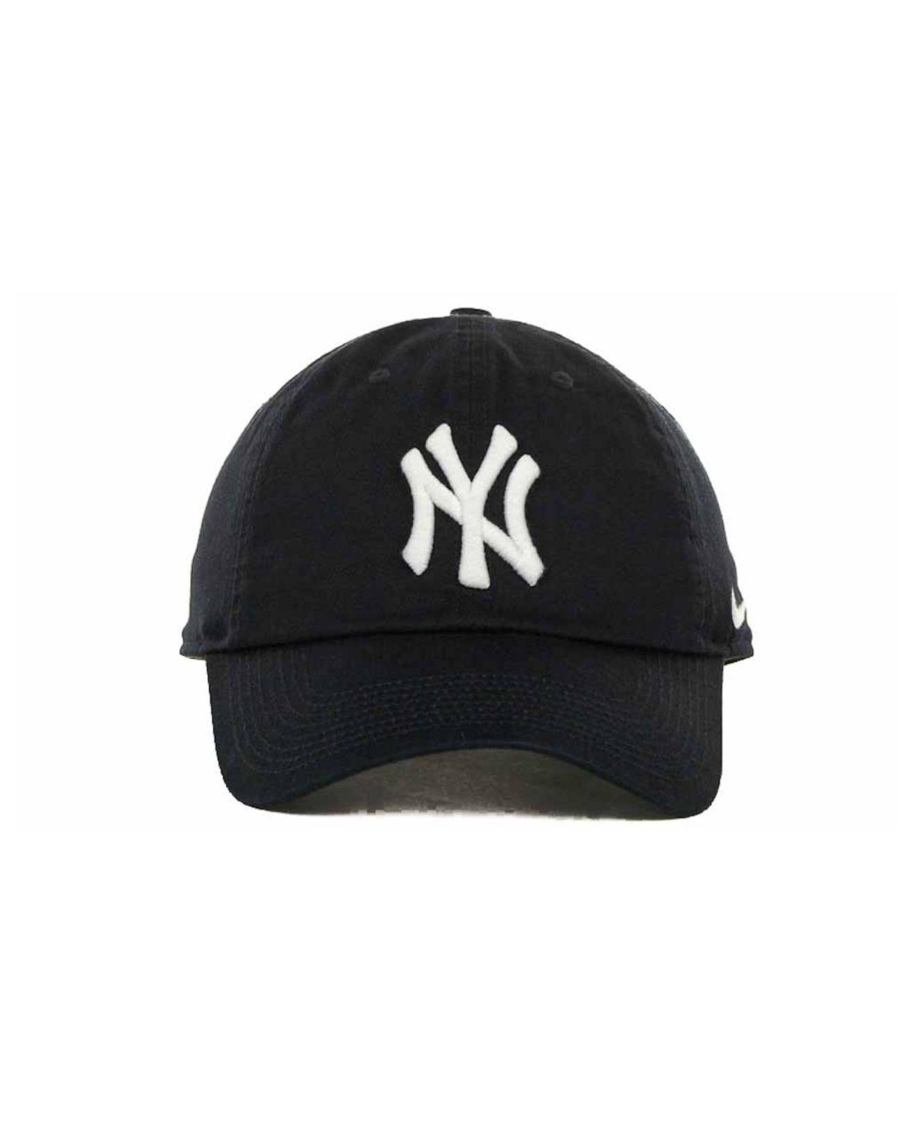 Lyst - Nike New York Yankees Stadium Cap in Blue for Men c40347c6f1e