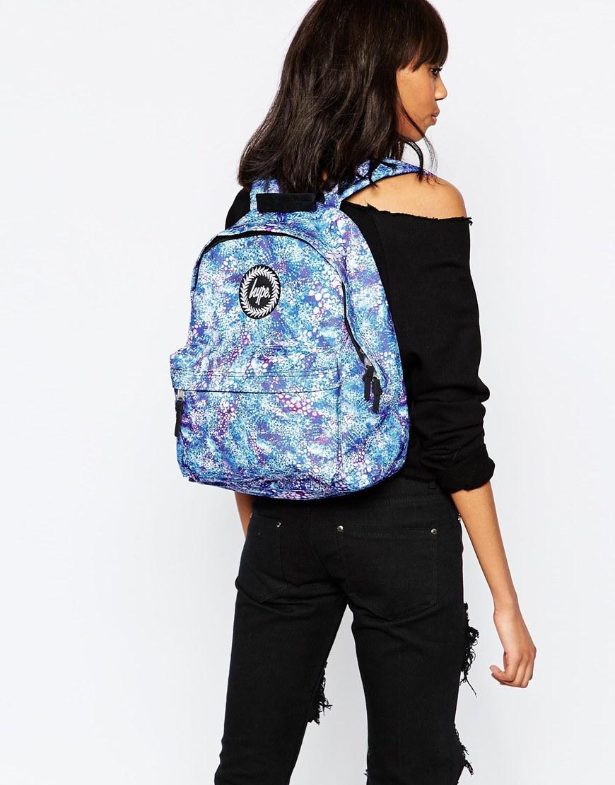 biggest discount exclusive range wide varieties Pink And Blue Hype Bag