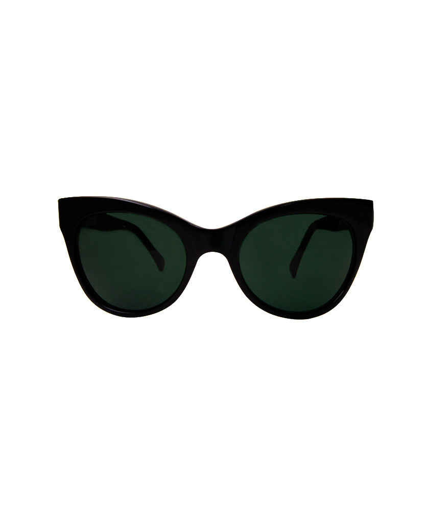 Norma Kamali Cat Eye Sunglasses