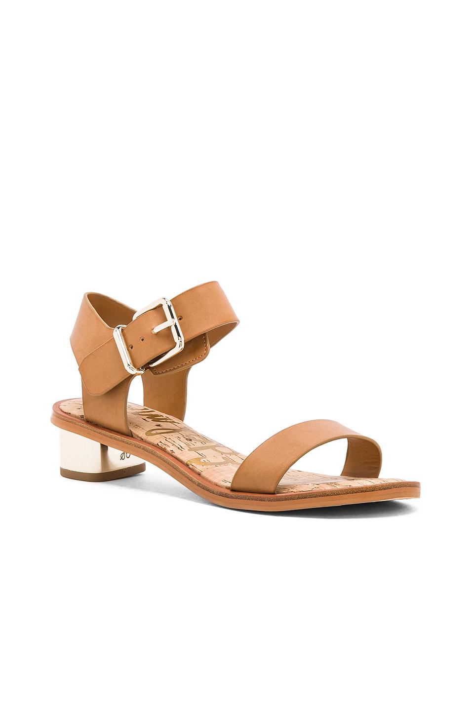 4019f485d20123 Lyst - Sam Edelman Trixie Sandal in Brown