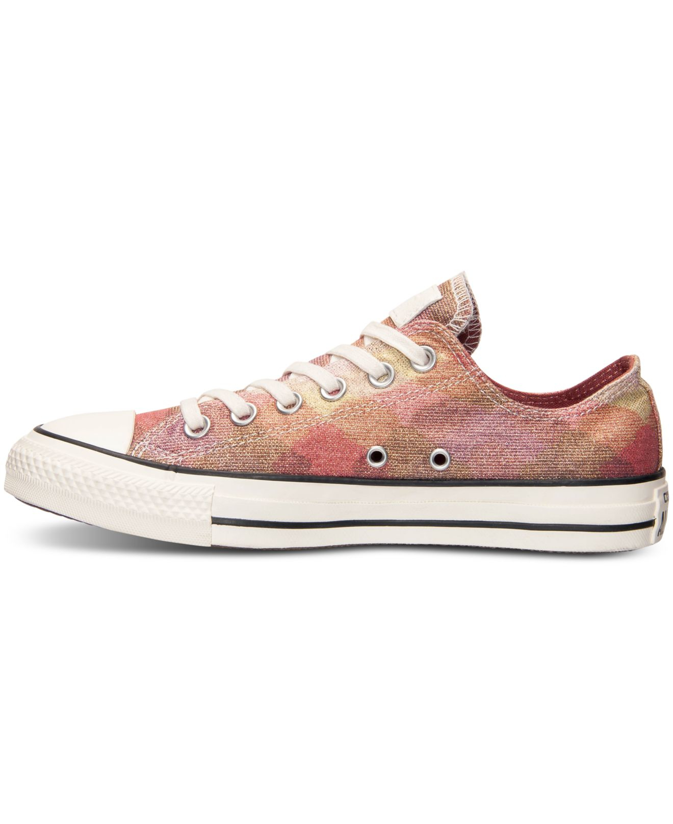 Lyst - Converse Unisex Chuck Taylor All Star Fancy Missoni Casual ... 4667d3acd