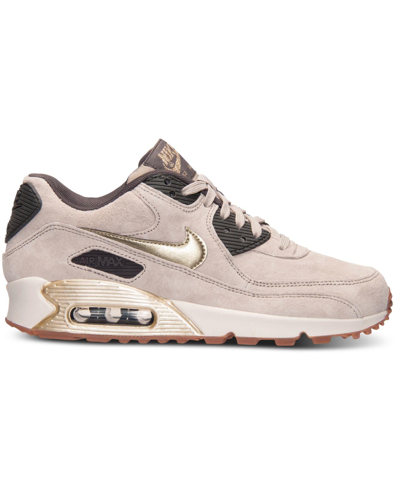 Nike Air Max 90 Premium Suede