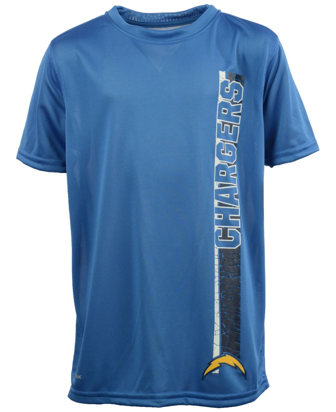 Lyst Adidas Boys San Diego Chargers Shatter Text Dri
