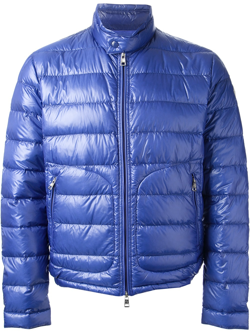 bed69d3a9 spain moncler daniel padded jacket blue paint 55245 e9a95