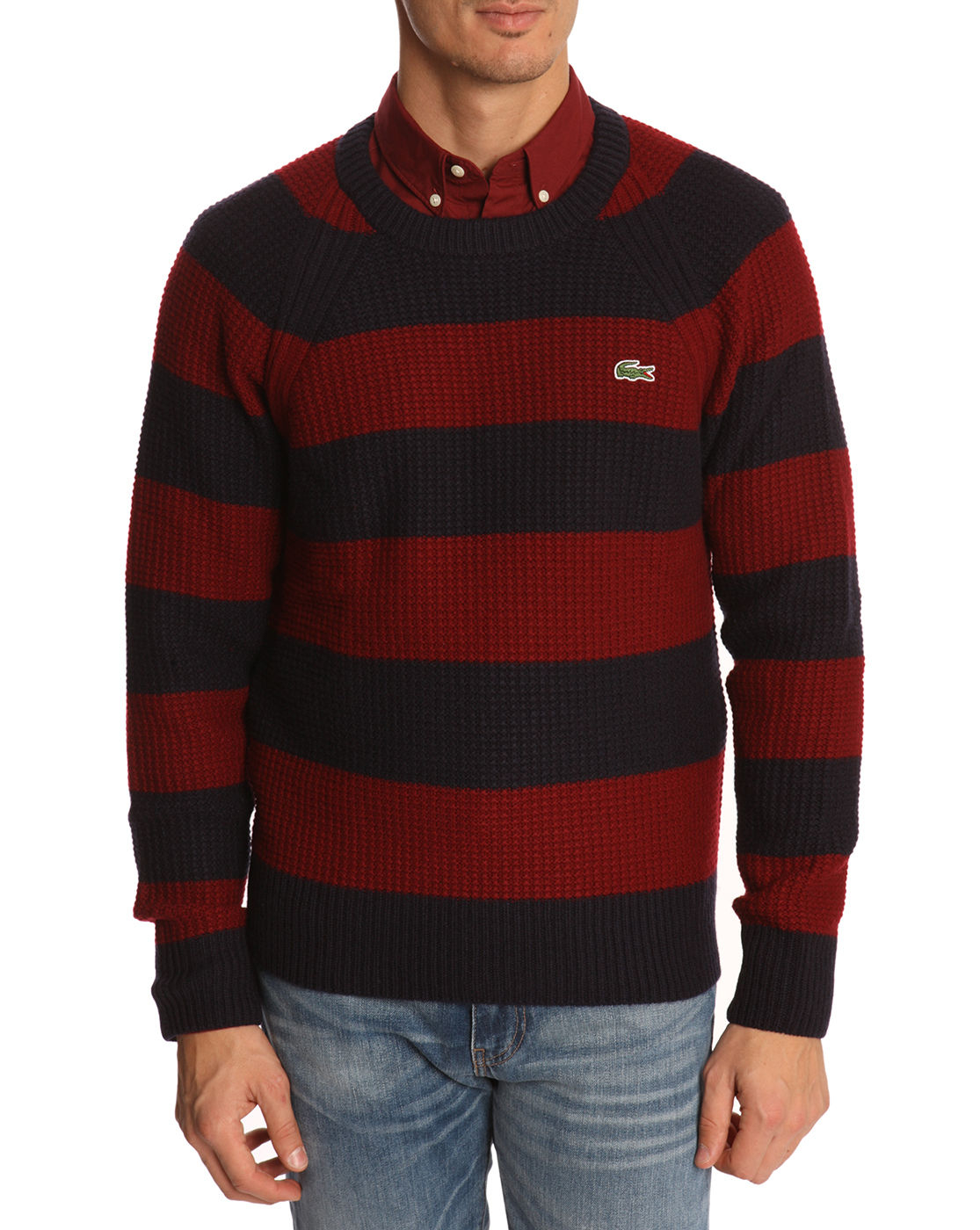 Join told blue and burgundy striped mens sweaters refuse