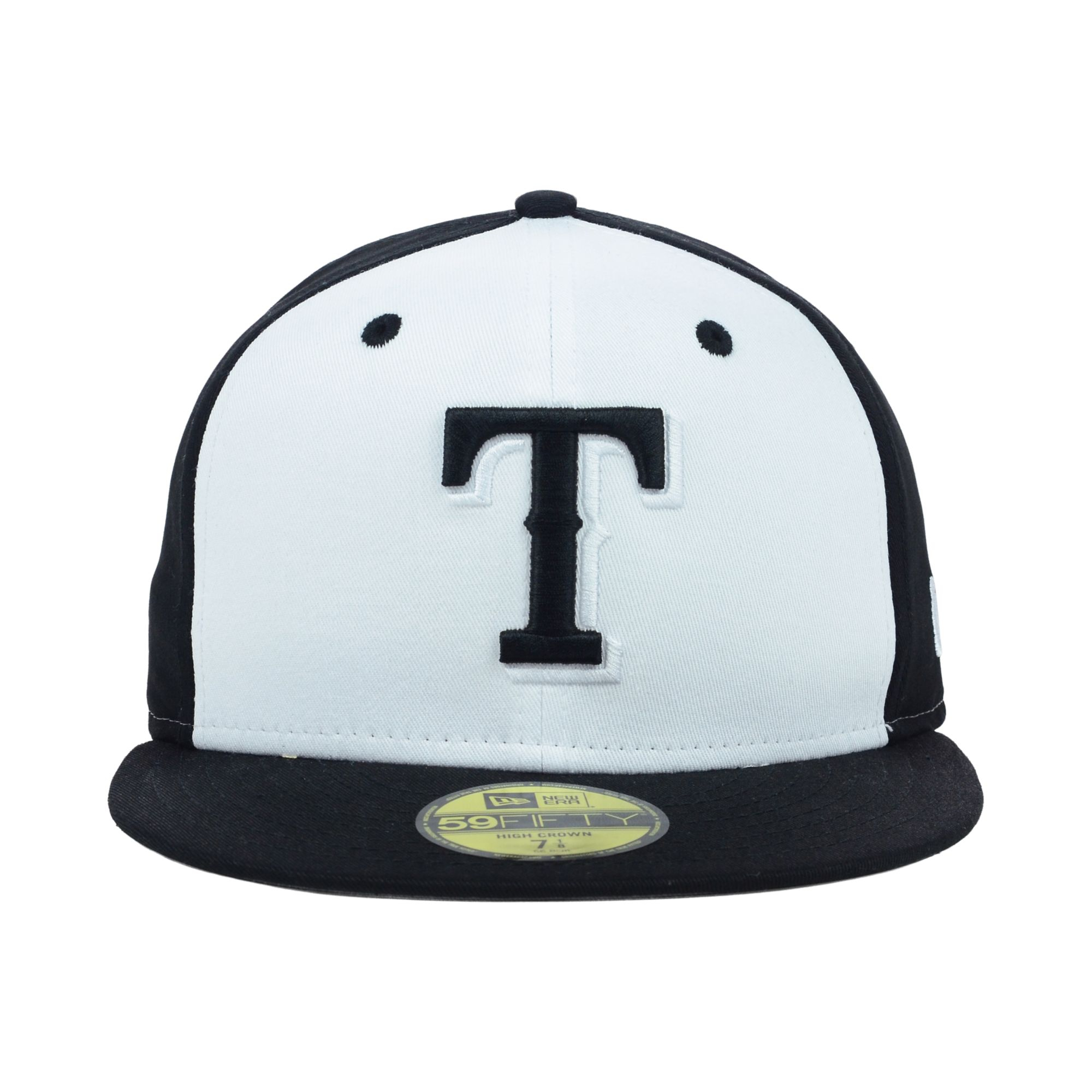 f1a662a37f0 Lyst - KTZ Texas Rangers Mlb High Heat 59fifty Cap in Black for Men