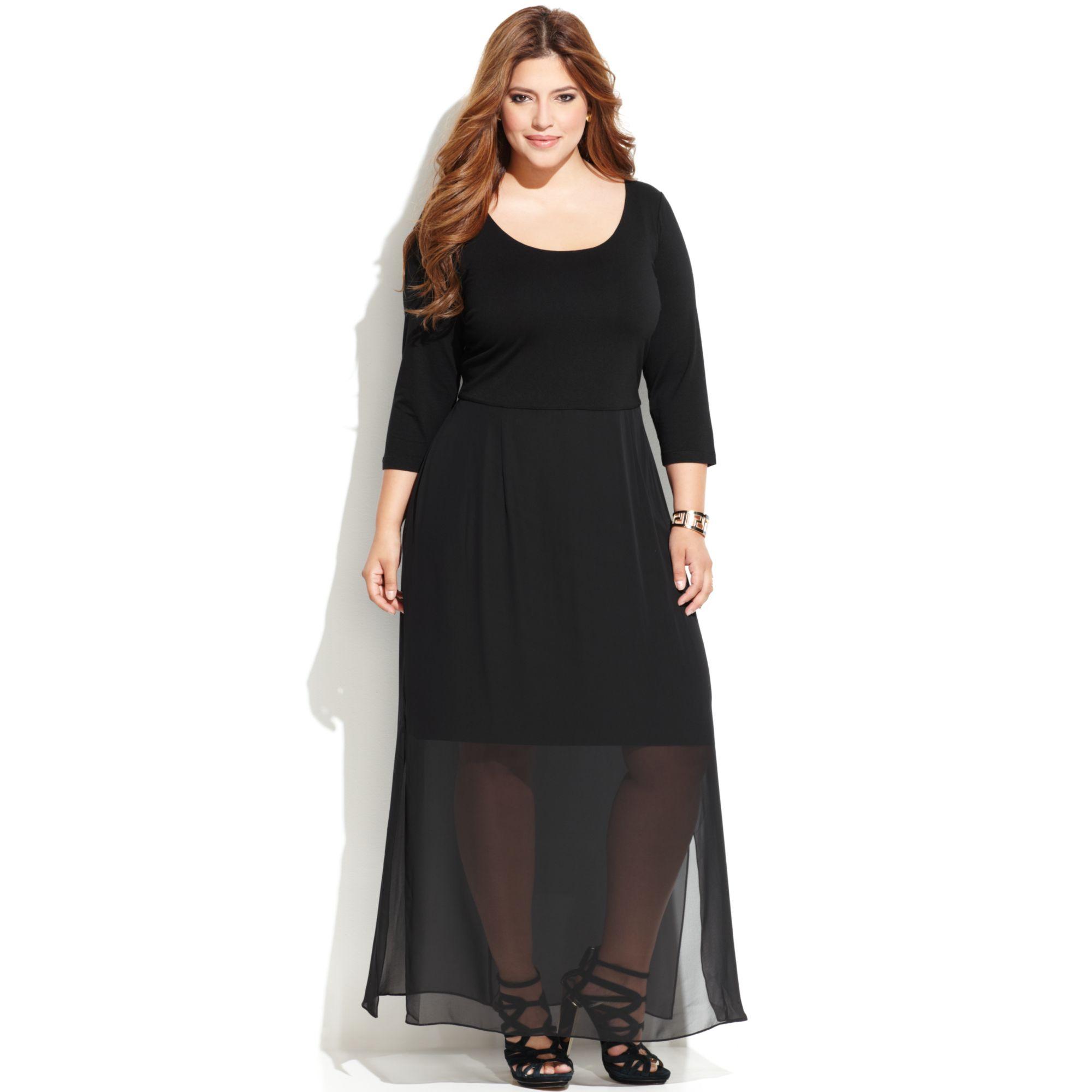 Size 0 long dresses plus
