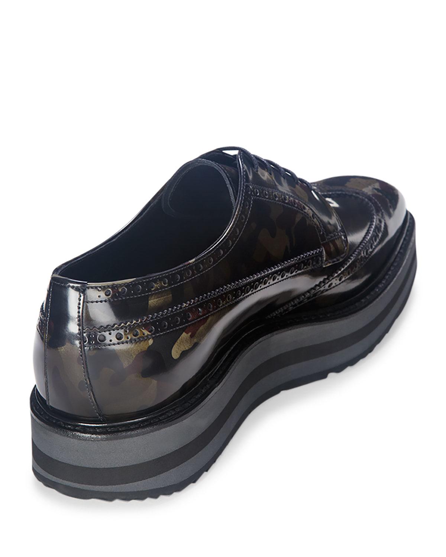 5ada3ff1b7a26 green prada loafers - Ecosia