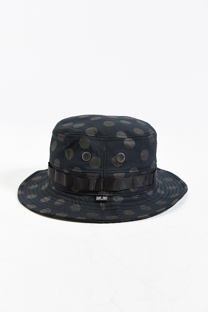 17bf32870a8 Hall Of Fame 3M Reflective Dot Boonie Hat in Black for Men - Lyst