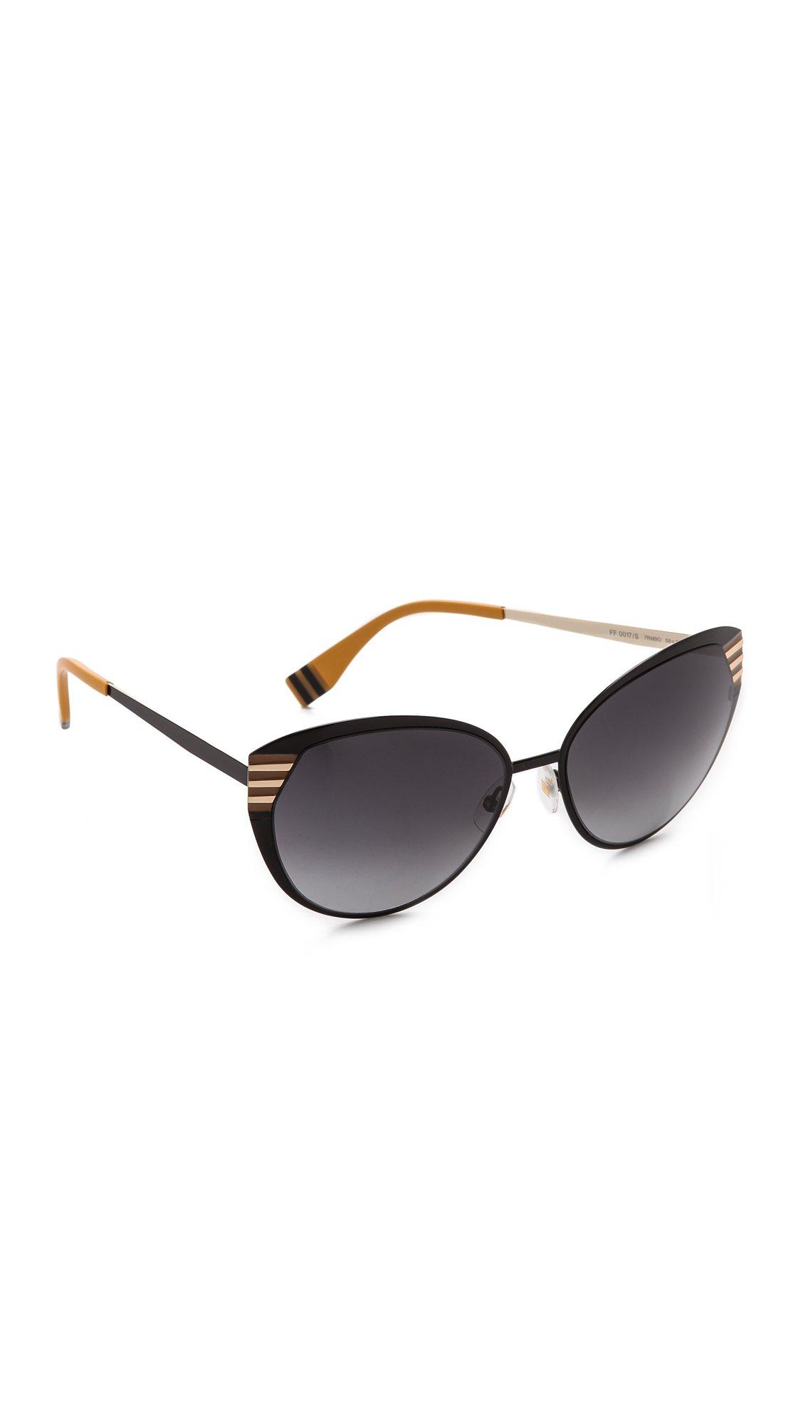 03a7be955f4a1 Fendi Sunglasses Cat Eye