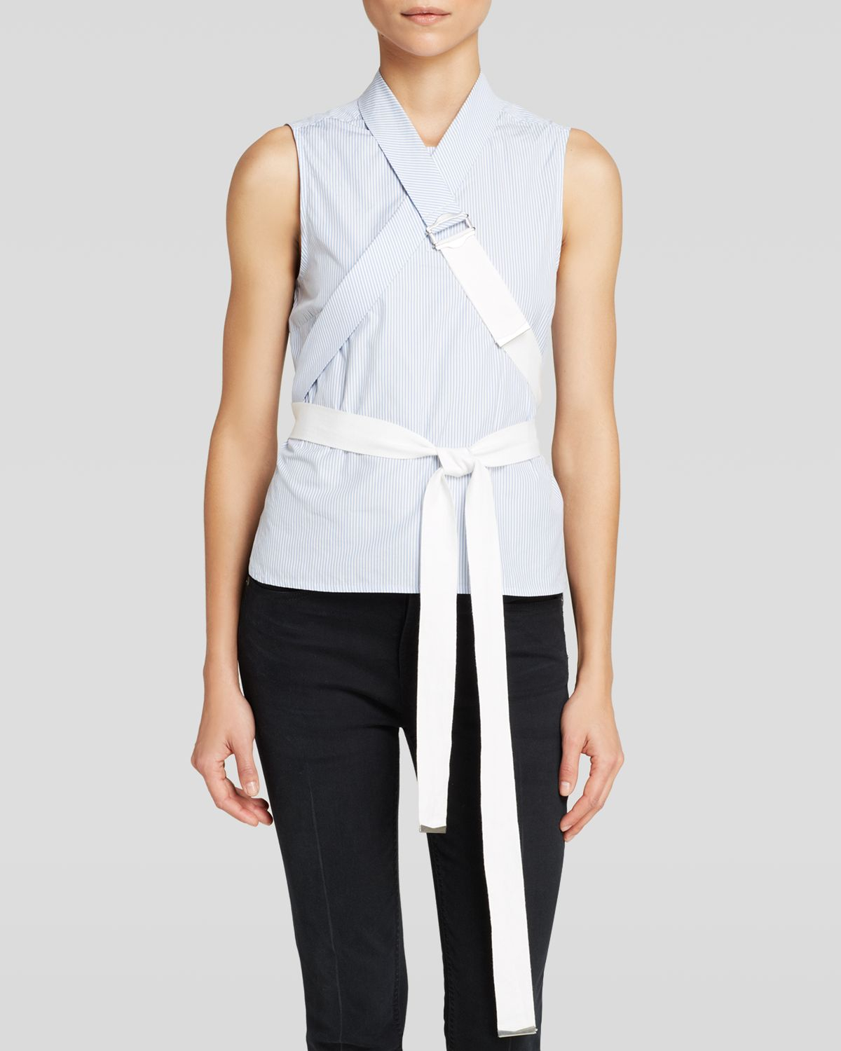 Marc by Marc Jacobs Sleeveless Knit Top Cheapest Sale Online Buy Cheap 2018 Unisex Cheap Classic HajuP3zbQx
