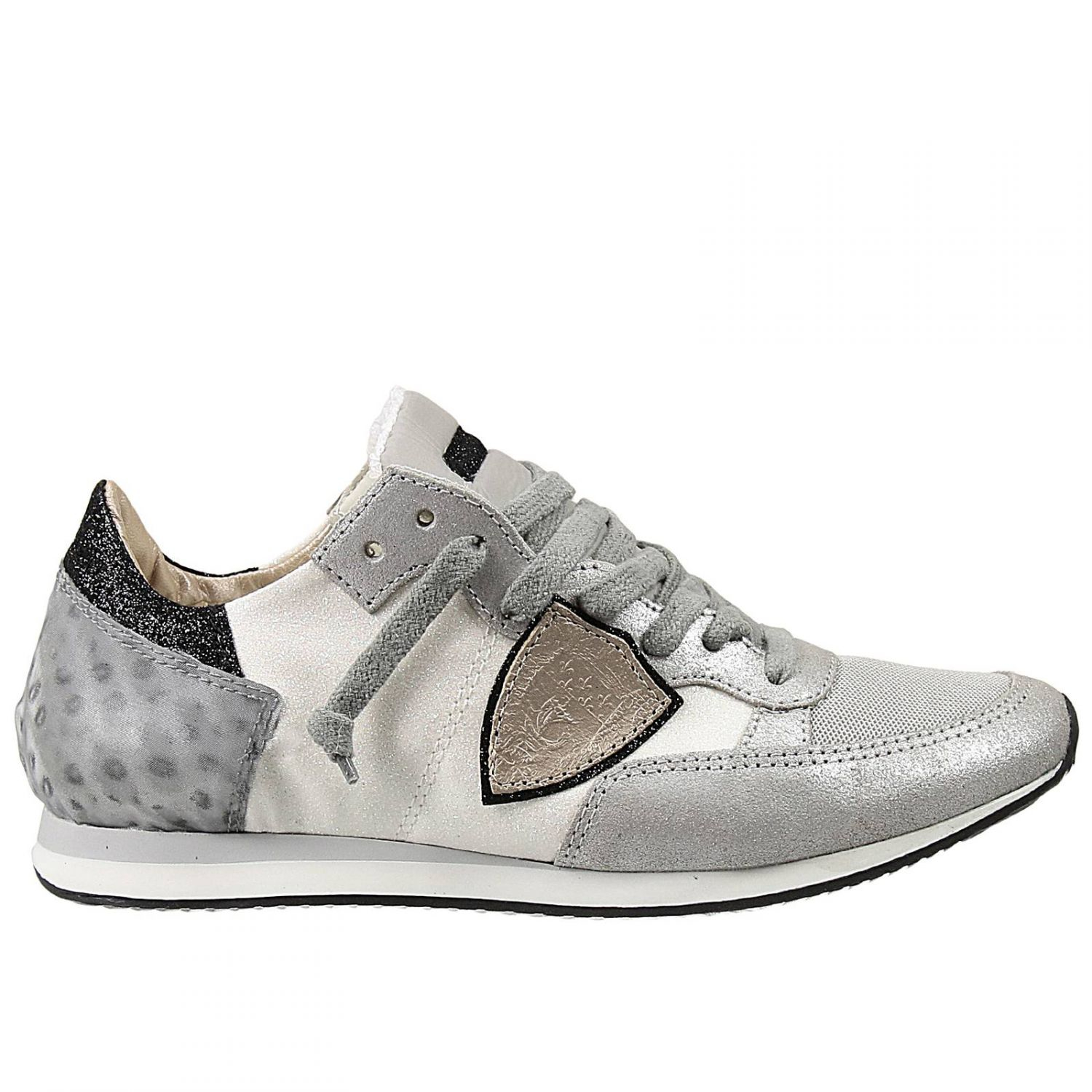 lyst philippe model sneakers in white. Black Bedroom Furniture Sets. Home Design Ideas