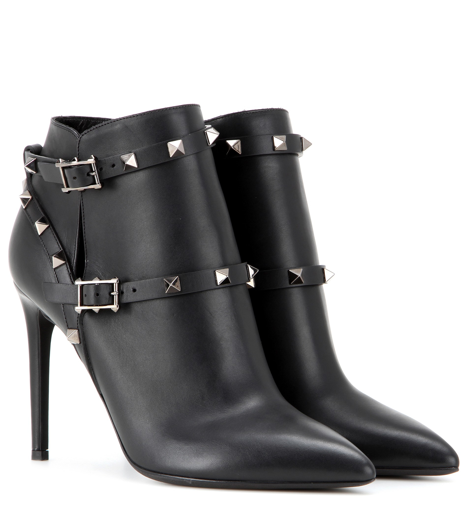 9f512b51501c Gallery. Previously sold at  Mytheresa · Women s Valentino Rockstud Boots  ...