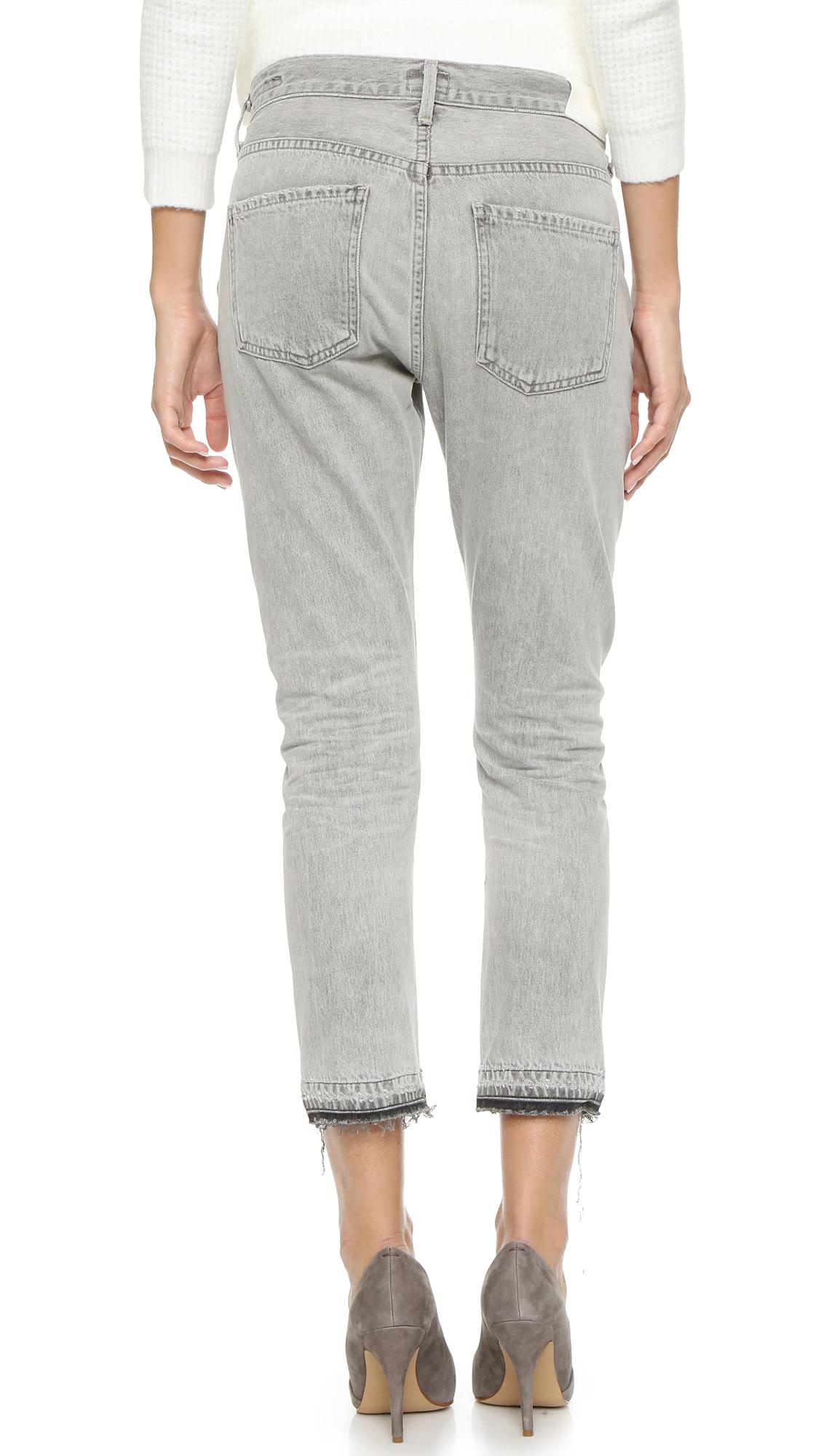 Des Jeans Recadrées - Citoyens Gris De L'humanité YPVnW