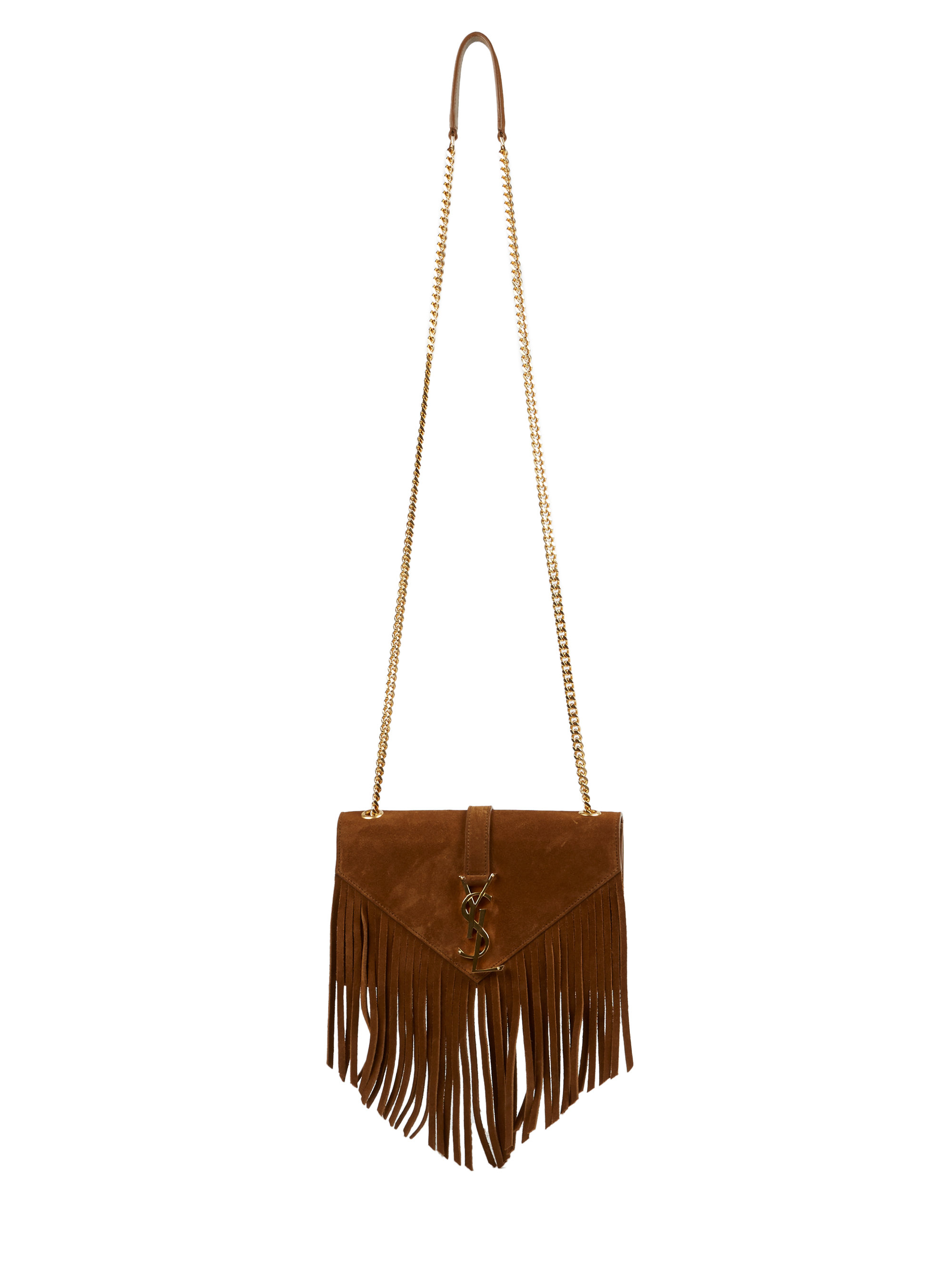 About Bag with Fringe Bag with Fringes are a wise choice to tote your belongings in chic style. Select the size from the listed items to meet your requirements.