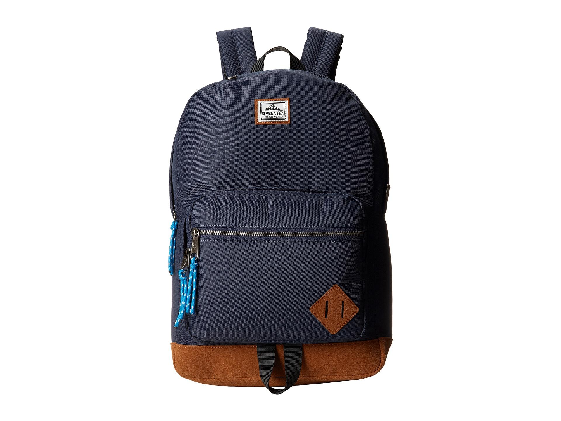 79f055d07c Steve Madden Classic Sport Backpack in Blue for Men - Lyst
