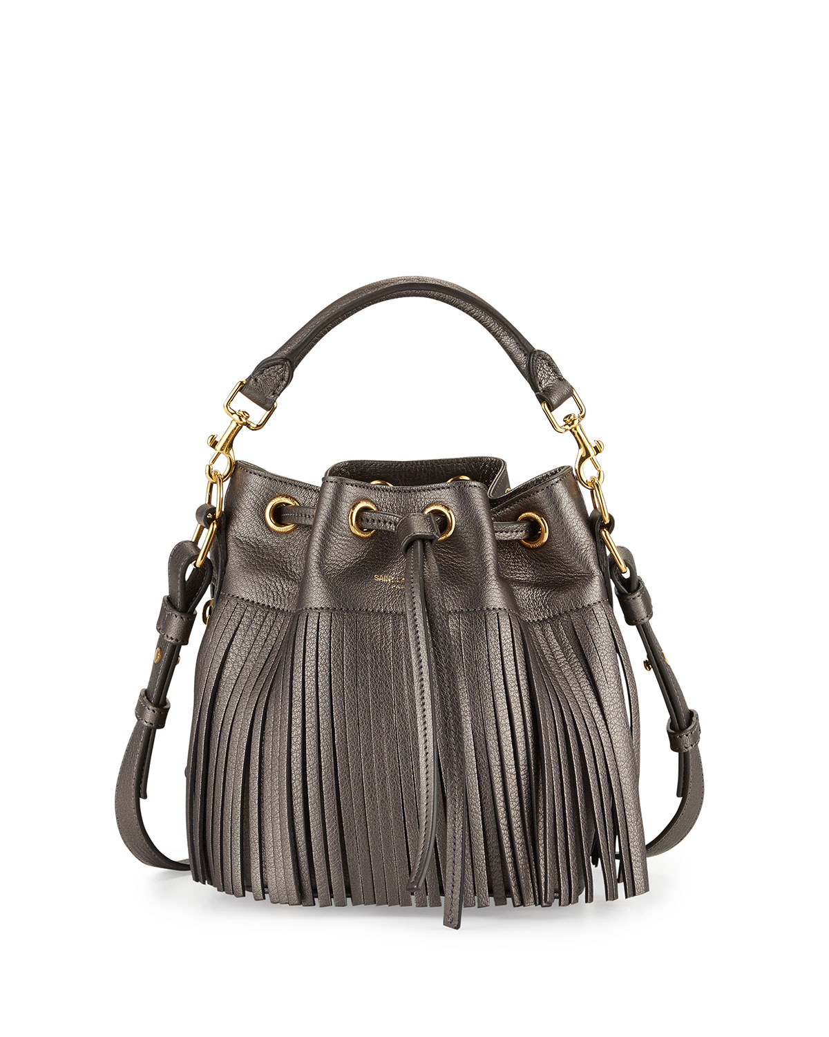 1df4ae8bd8 Gallery. Previously sold at  Neiman Marcus · Women s Fringed Bags Women s Saint  Laurent Emmanuelle ...