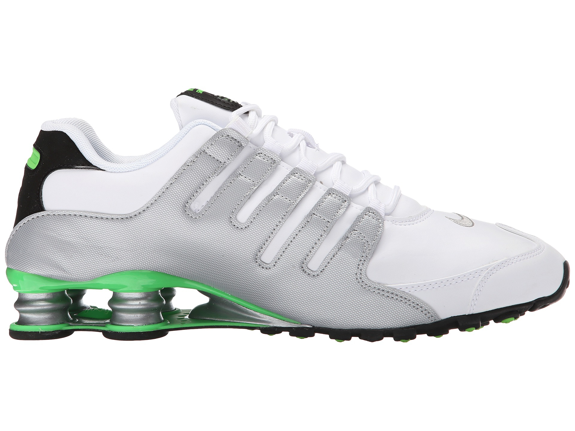 98942ce902e ... uk lyst nike shox nz in white for men 99788 49982
