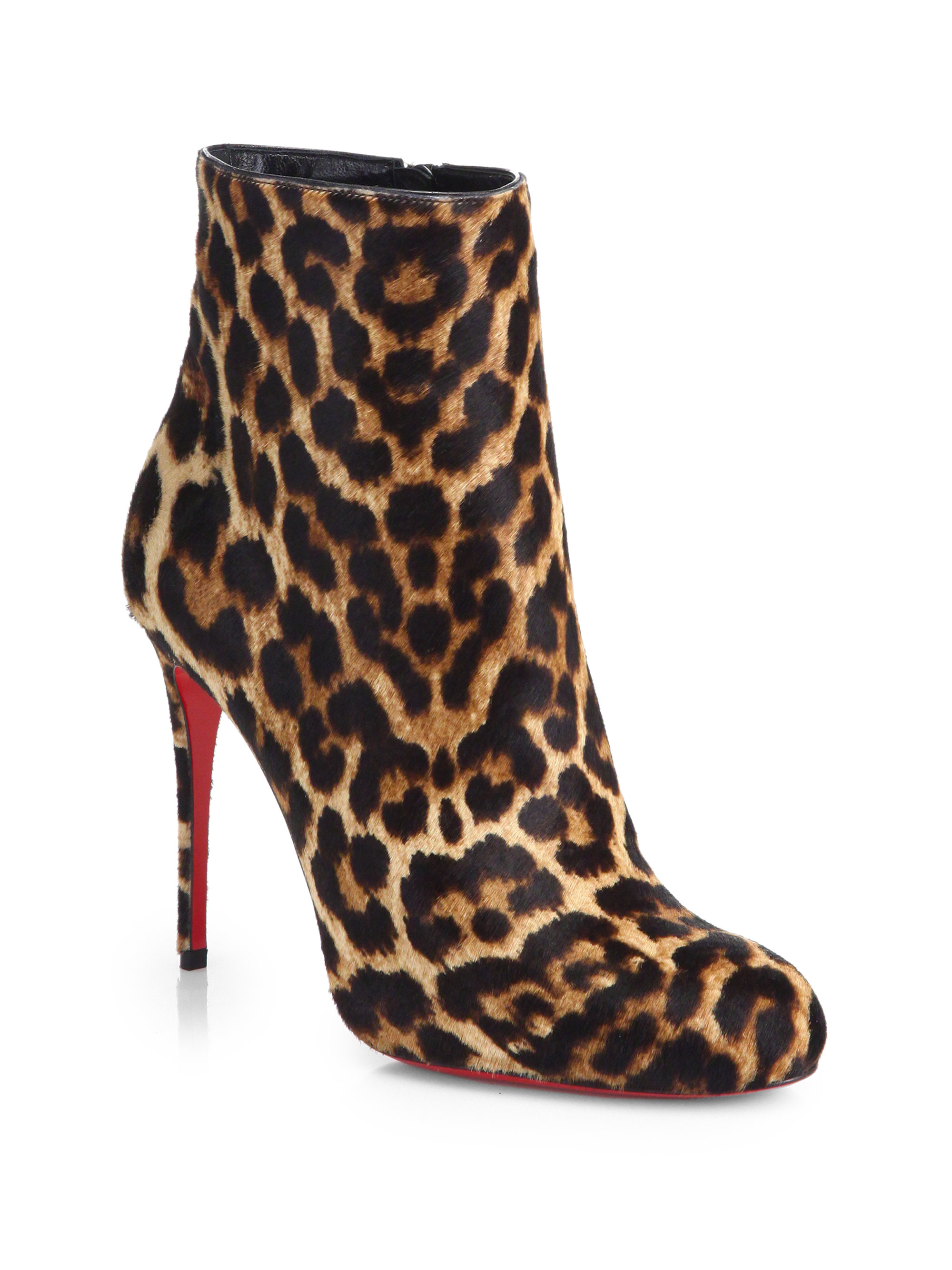 christian louboutin fifi ankle booties