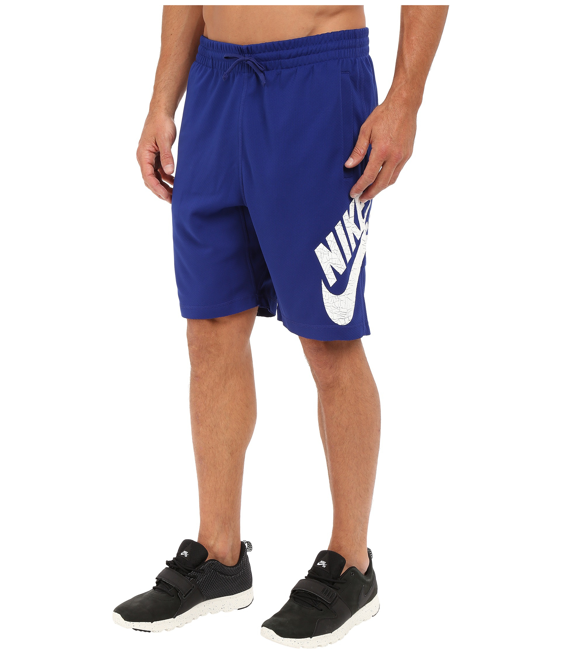 7d4ab3aef377 Lyst - Nike Sb Dri-fit Sunday Short in Blue for Men