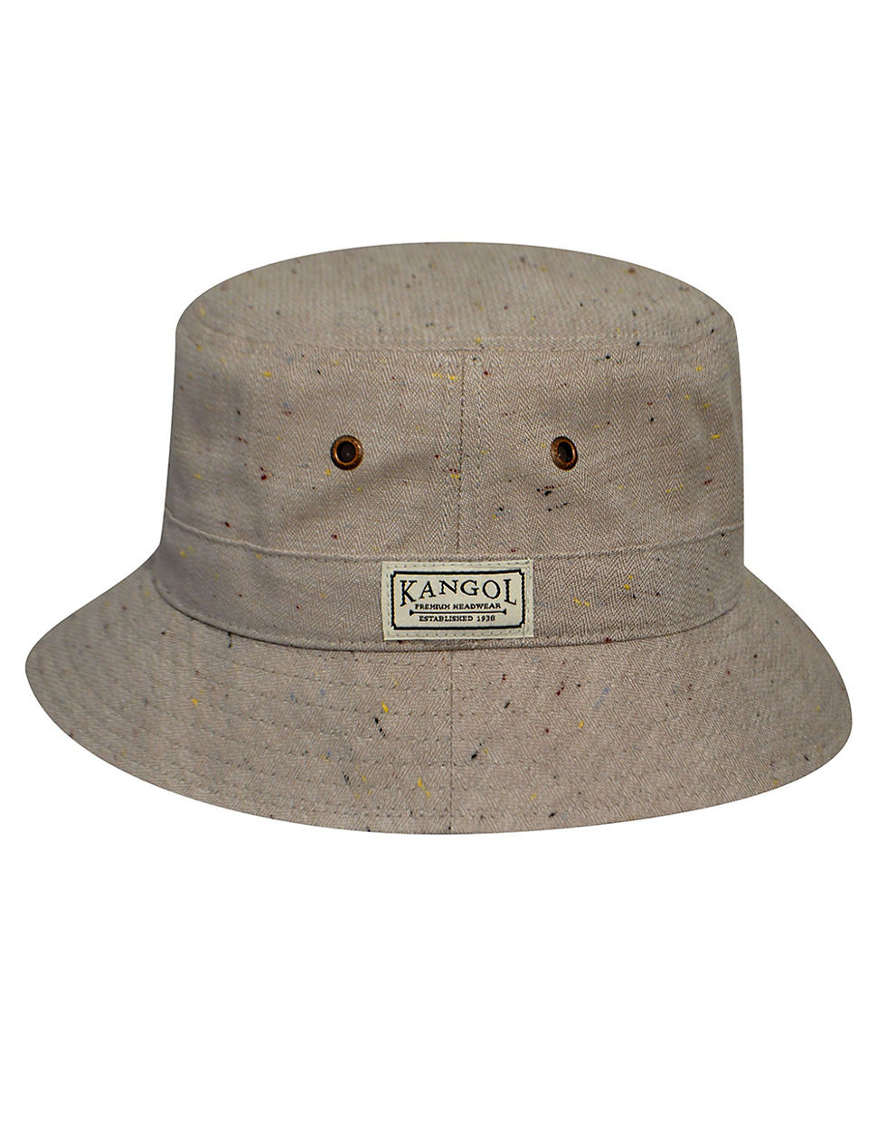 Kangol Union Spey Bucket Hat in Natural for Men | Lyst
