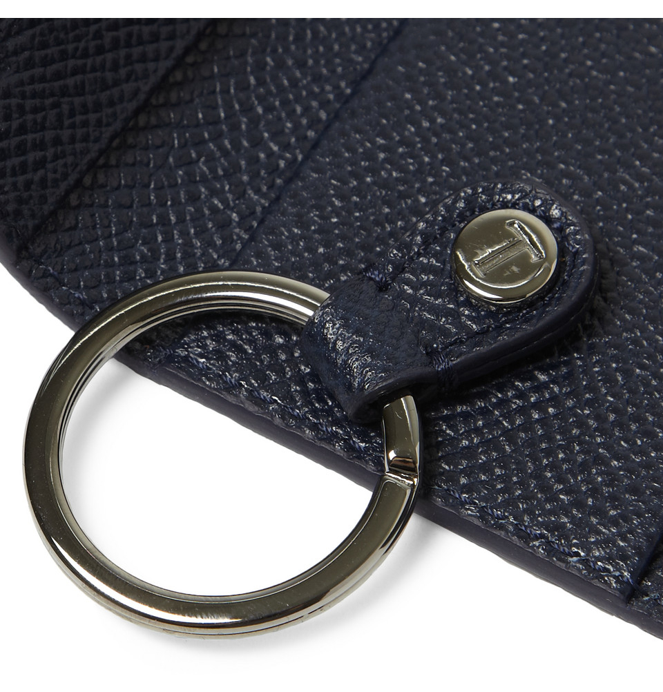 Tod's Key Holder in Leather 7Ub9wl