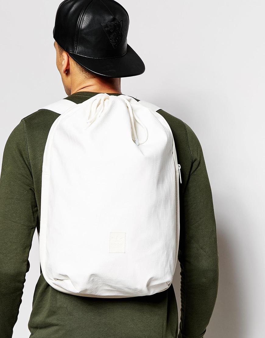 8db67b57010 Lyst - adidas Originals Seasack Bag Ab3856 in White for Men