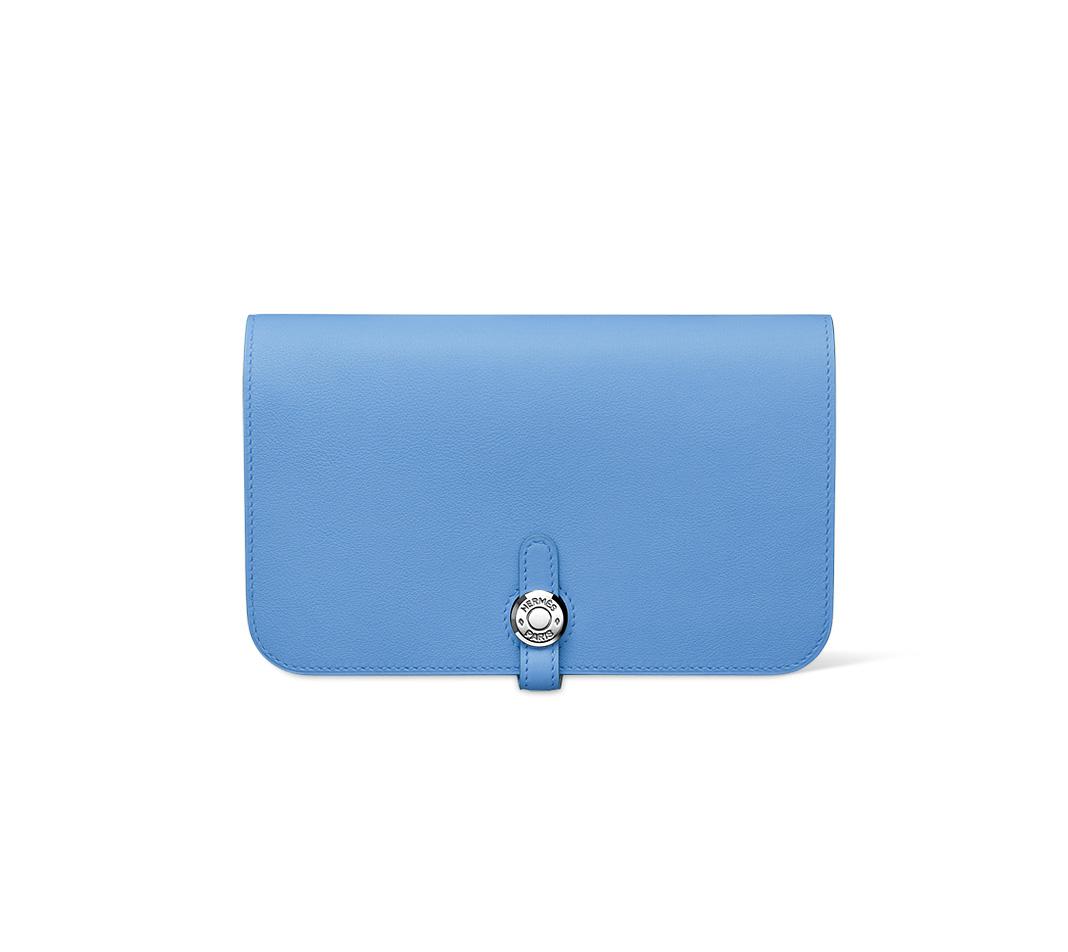 hermes inspired bag - hermes bearn electric blue