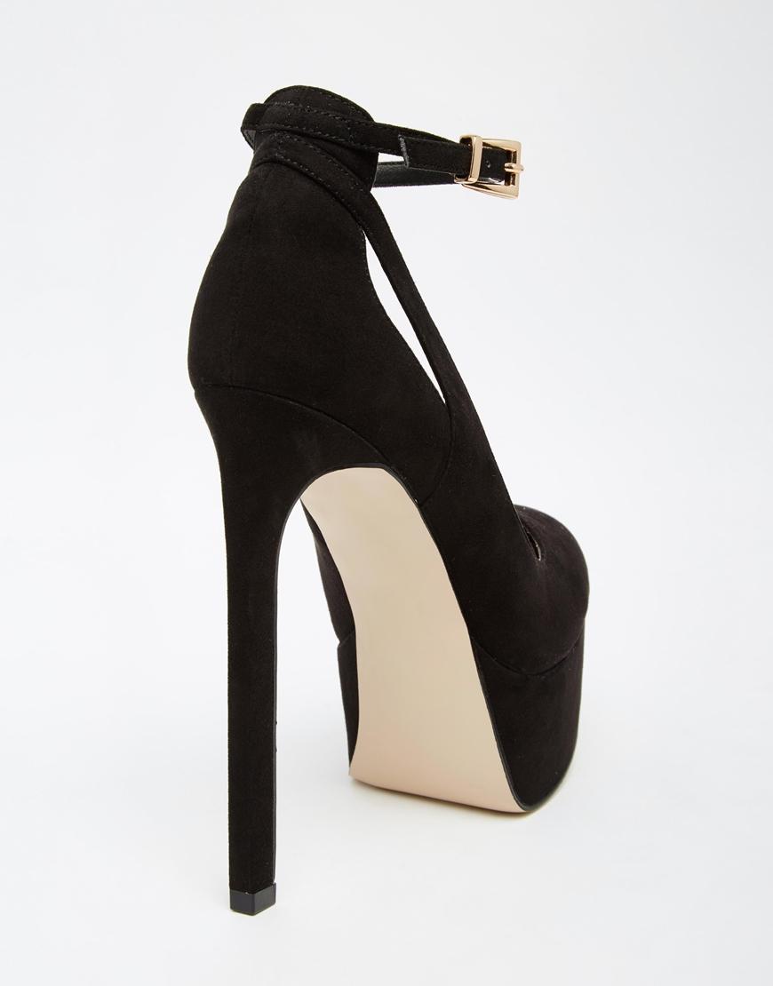 f69585d9ad8 Lyst asos prestige platform shoes in black jpg 870x1110 Asos platform shoes