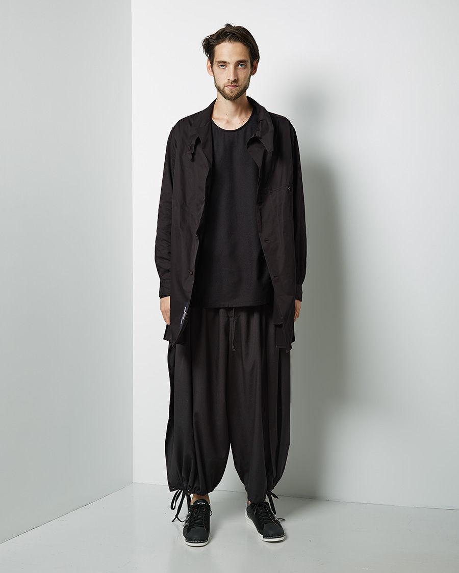 Yohji Yamamoto Star Sneaker In Black Lyst