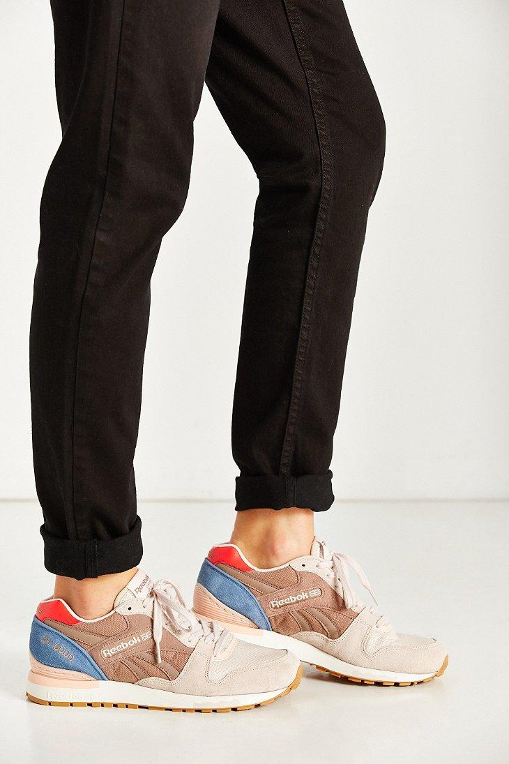 6db845b66db Lyst - Reebok Gl 6000 Fleur Running Sneaker