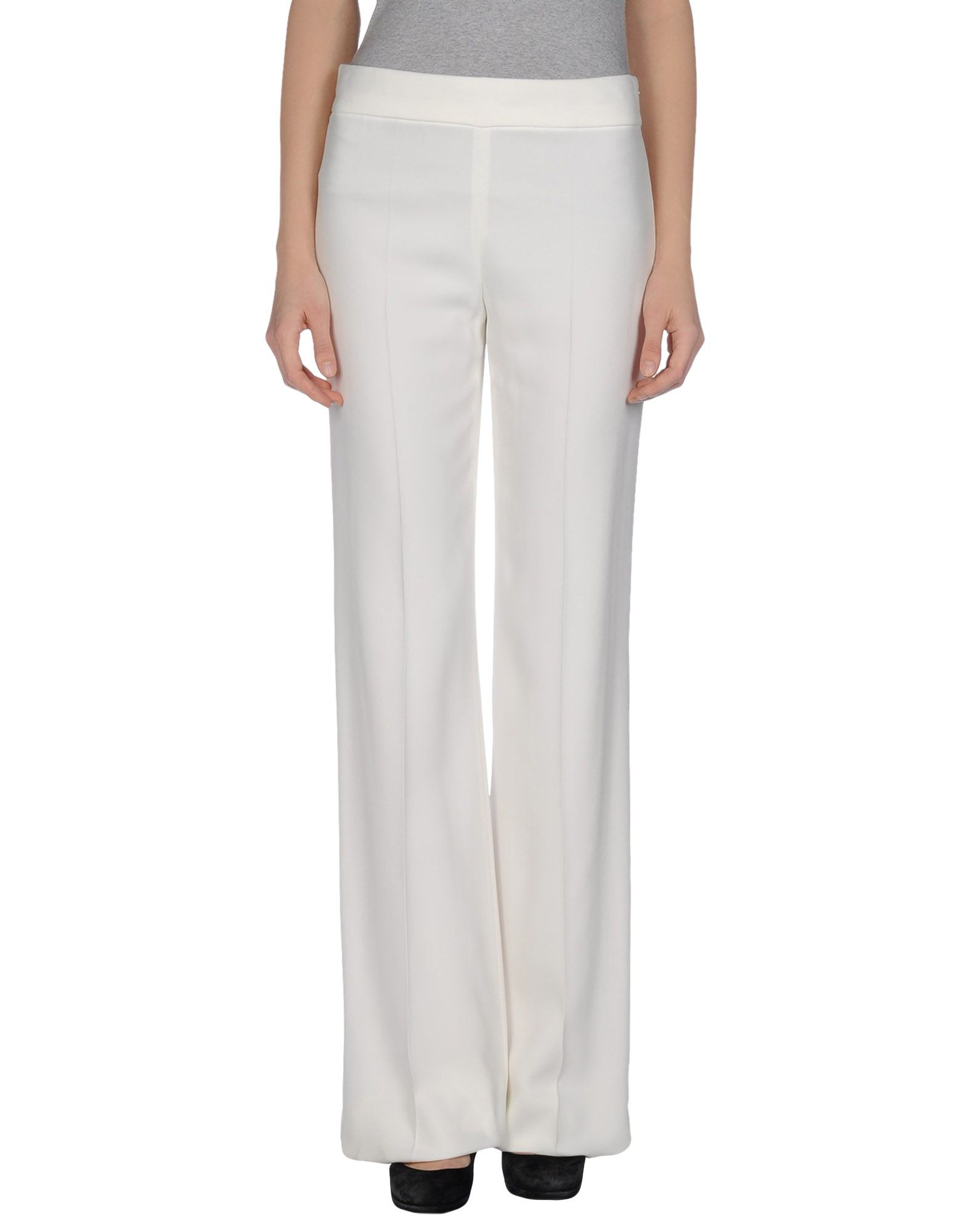 Calvin klein trousers white