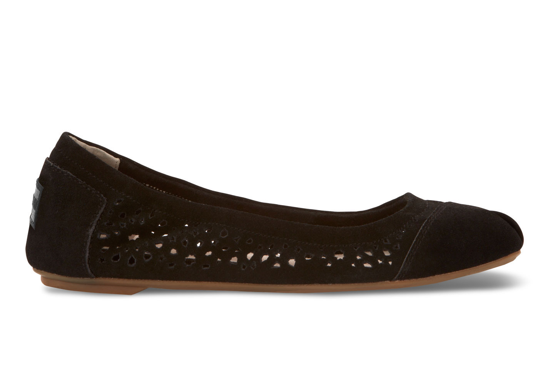 Stretch Ballet Flats Shoes