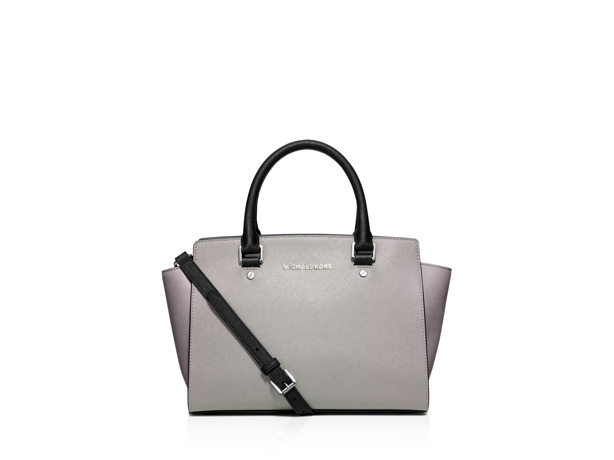 44c41f3d8ccd Gallery. Previously sold at  Bloomingdale s · Women s Michael By Michael  Kors Selma ...
