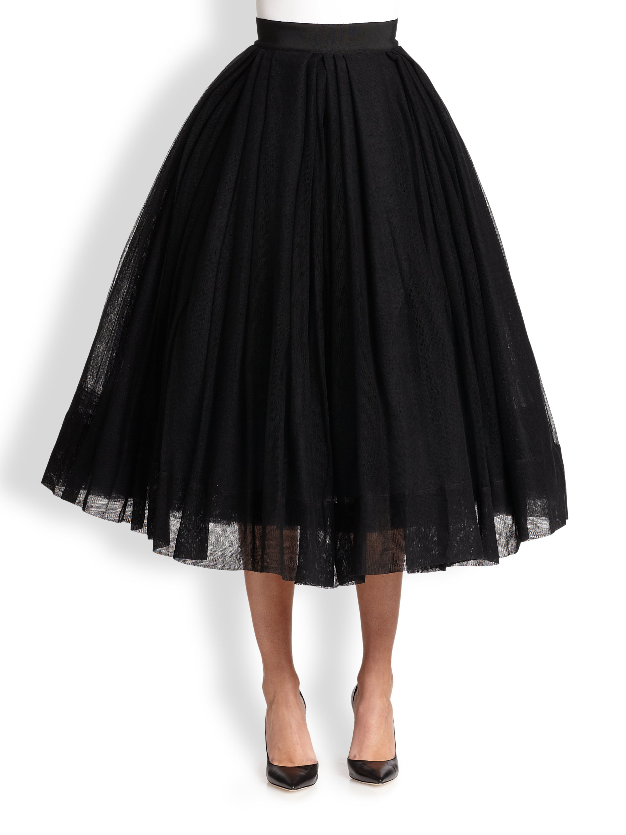 Perfect Black ALine Denim Prepare E Dress  Skirts  Women  BHS