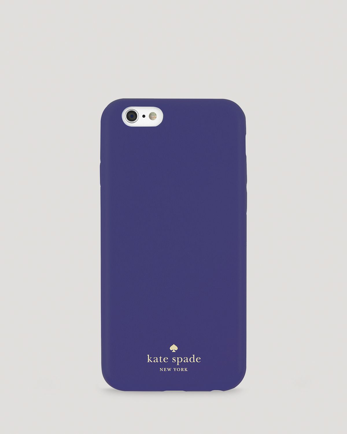 Kate spade Iphone 6 Case - Leather Wrap in Blue : Lyst