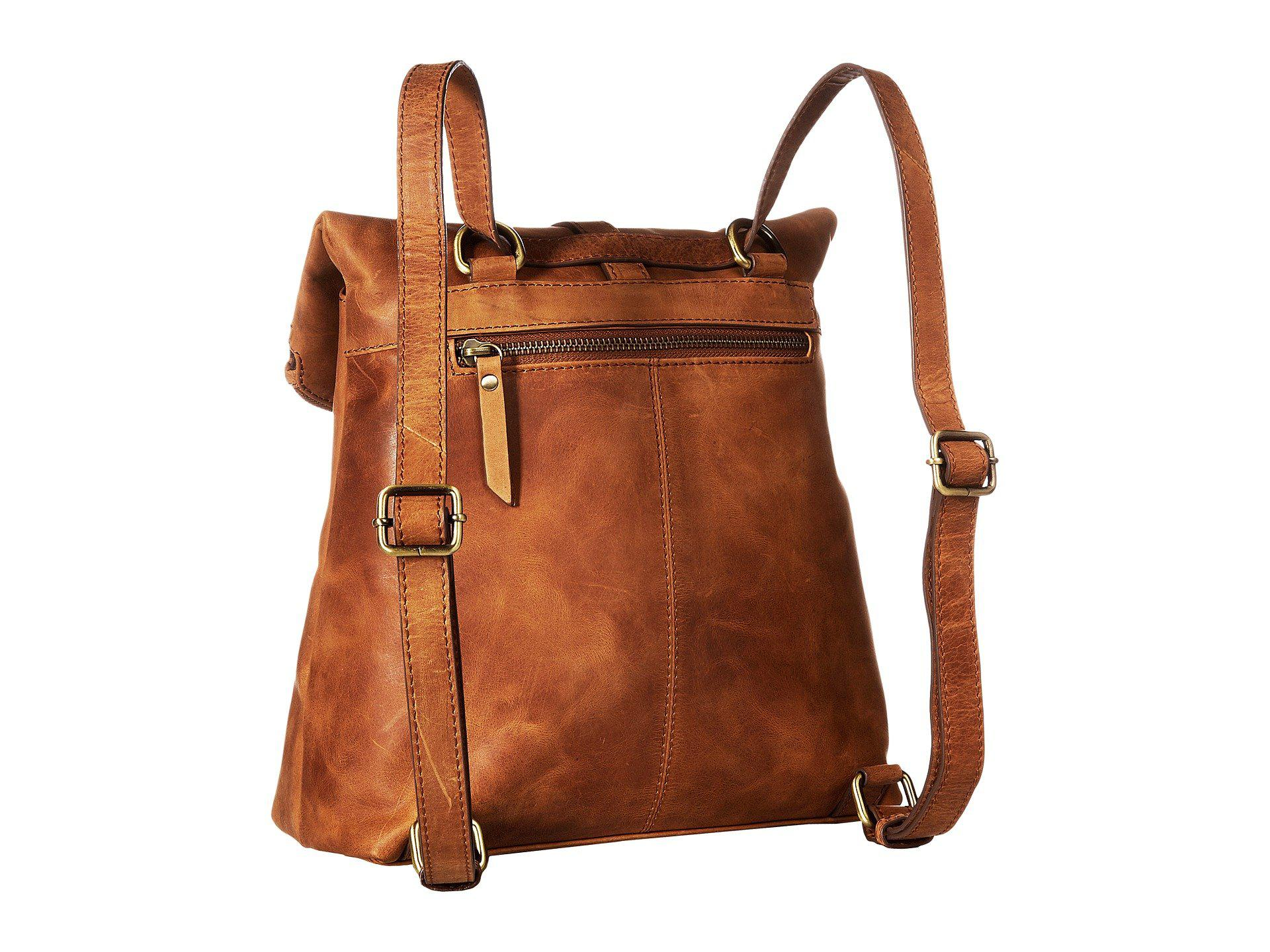 26910dc62a Born - Brown Archer Distressed Leather - Lyst. View fullscreen