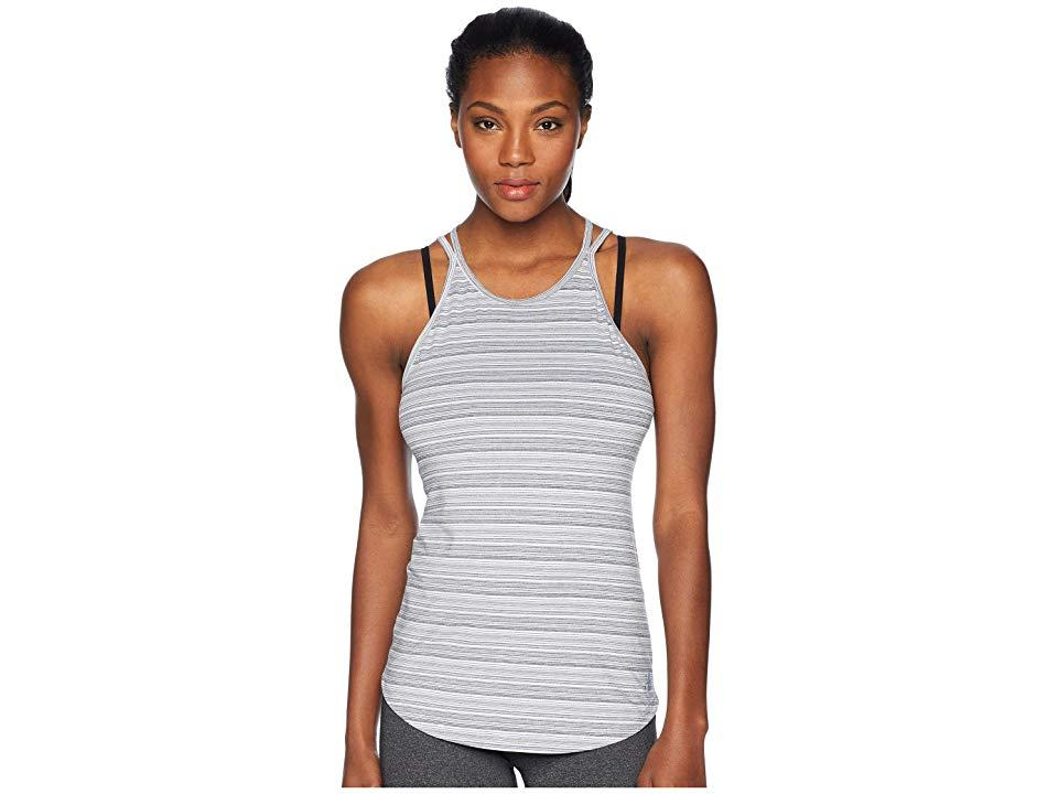 0b6179973d2a9 New Balance Transform Luxe Tank Top (black/white) Sleeveless in ...