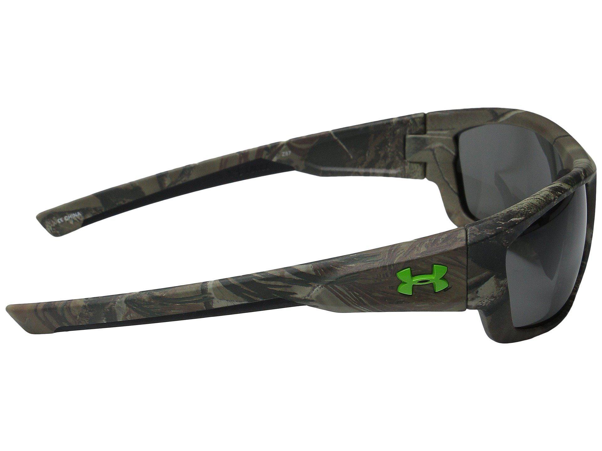 888b4f3ea41 Under Armour - Black Ua Force Sunglasses for Men - Lyst. View fullscreen