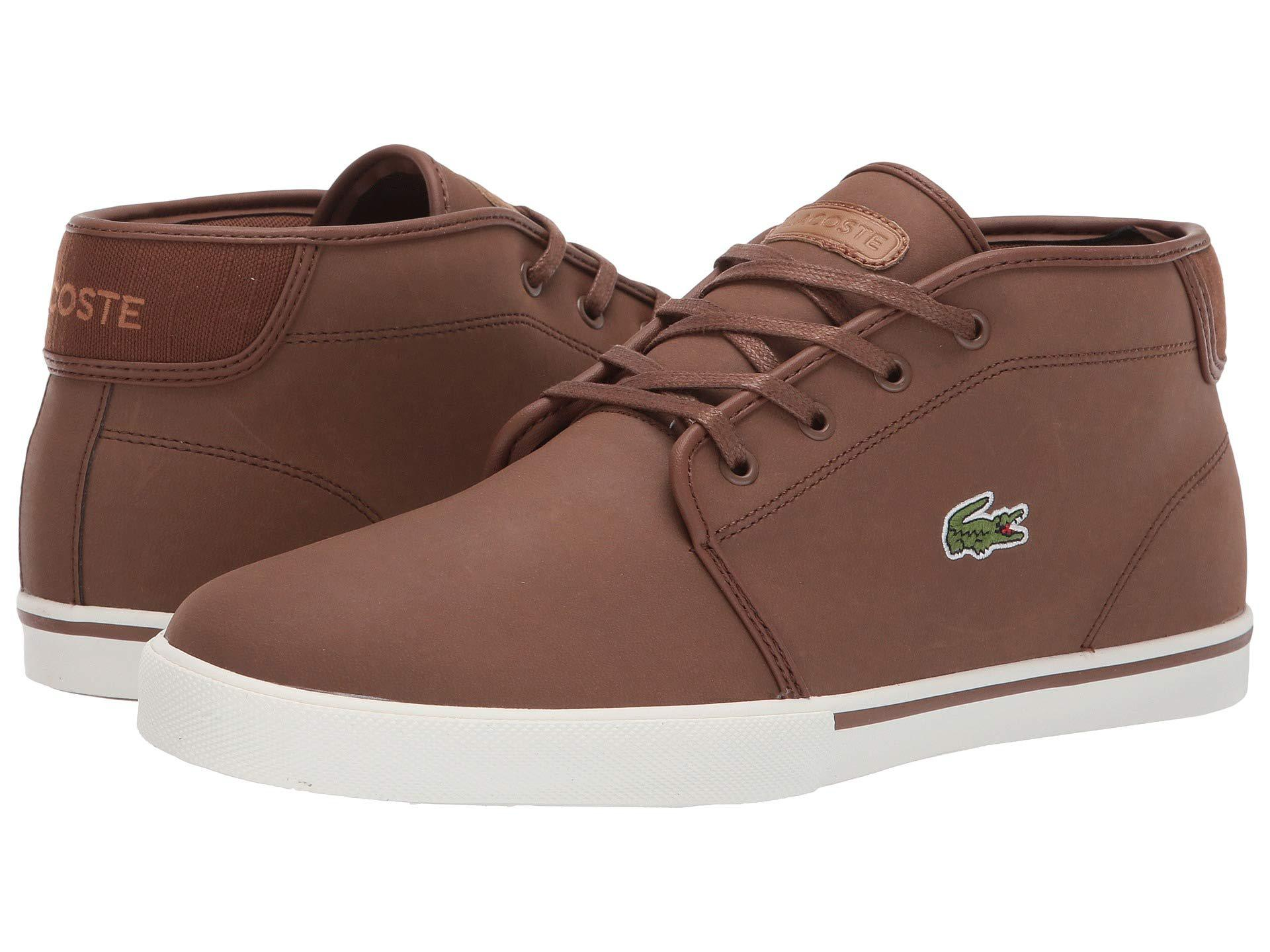 ea2edc477 Lyst - Lacoste Ampthill 119 1 Cma in Brown for Men