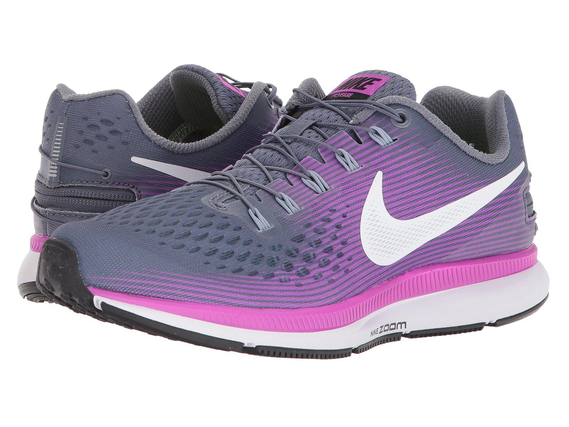7237f14d4457fd ... running shoes green purple 6d00a c9fff  wholesale nike. womens purple air  zoom pegasus 34 flyease 8c7f5 18e9e