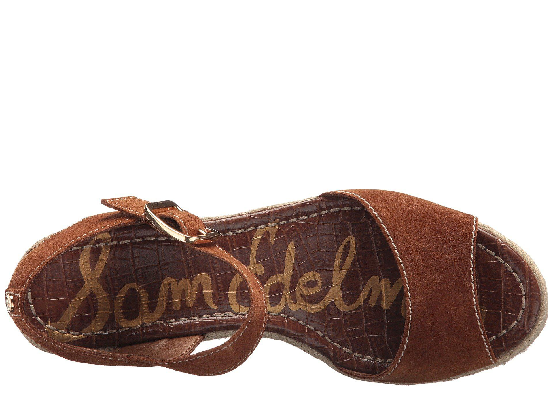ce6108a9d2a Sam Edelman - Brown Dimitree - Lyst. View fullscreen
