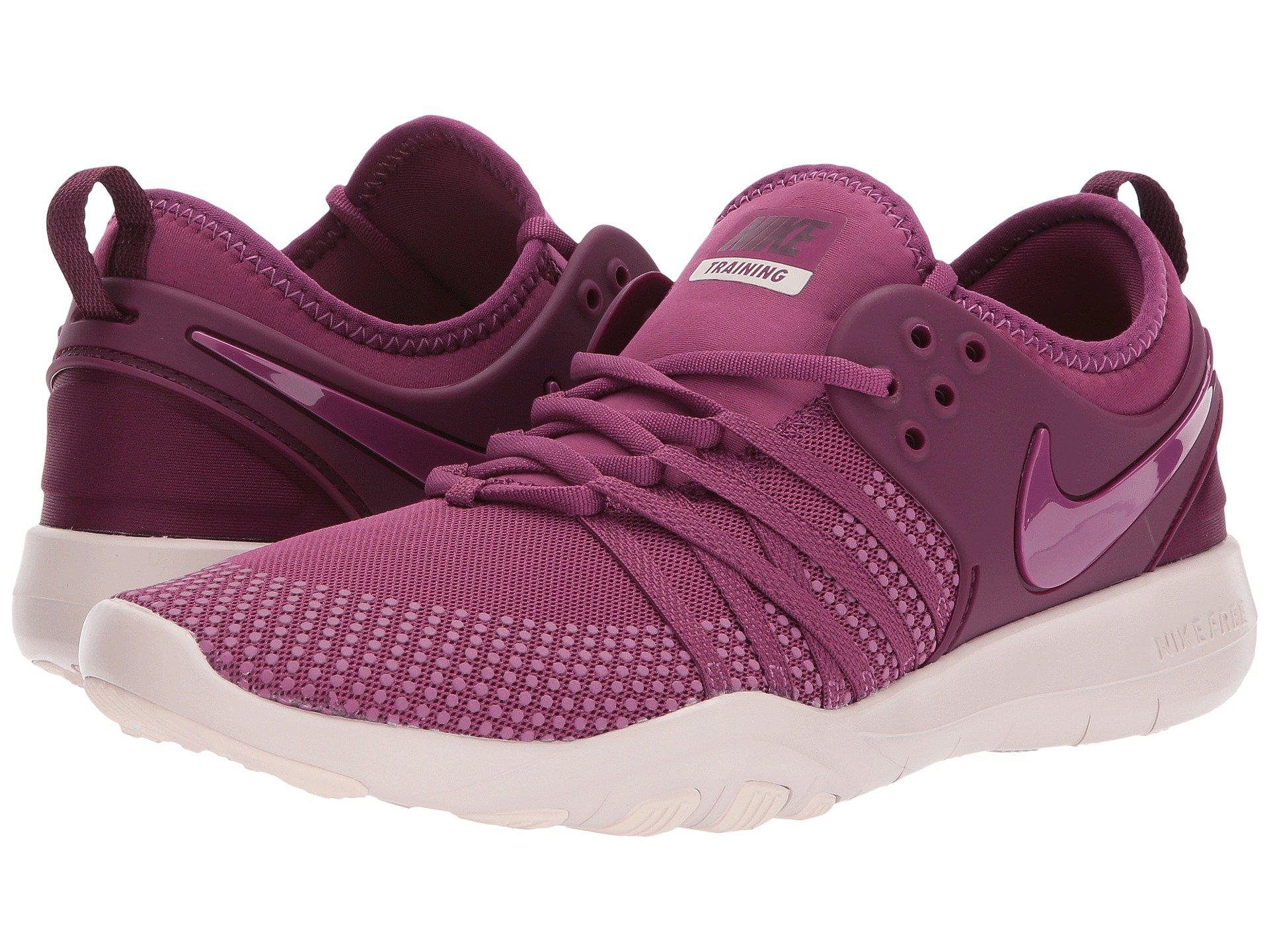 085737b27fb6 Lyst - Nike Free Tr 7 in Purple