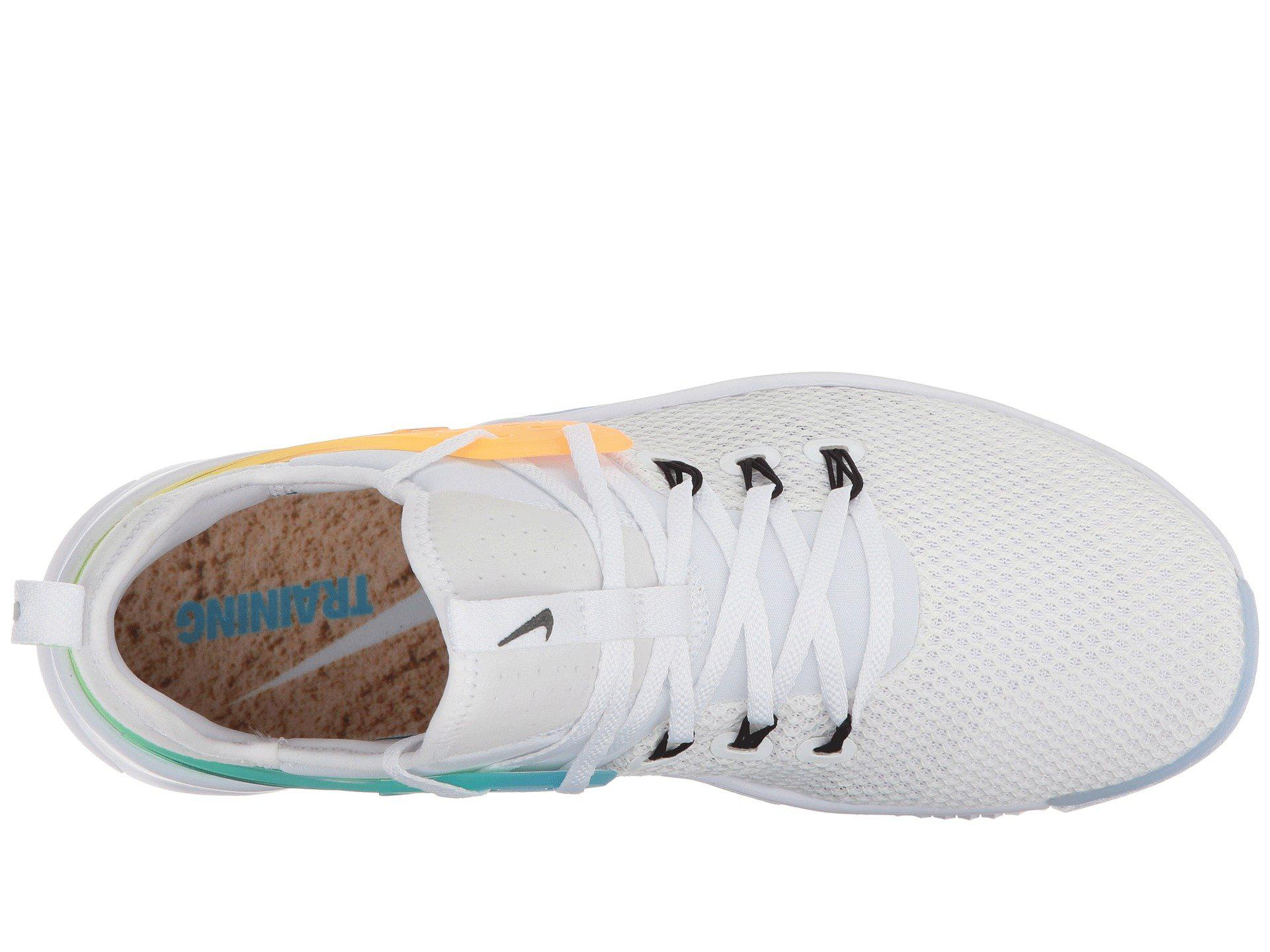 56117d7ad23d Nike - White Metcon Free for Men - Lyst. View fullscreen