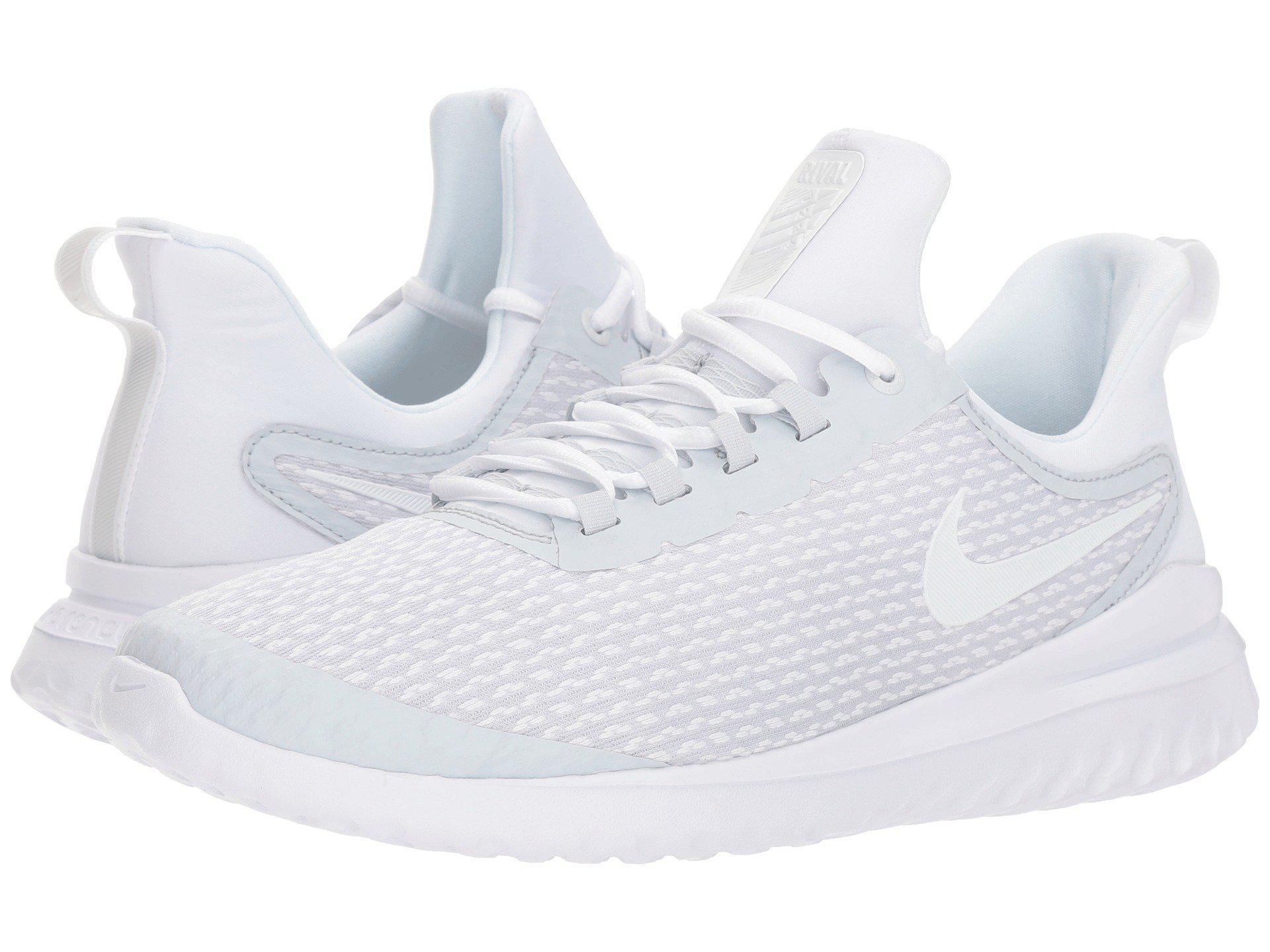 e39cfa77393 Lyst - Nike Renew Rival in White for Men