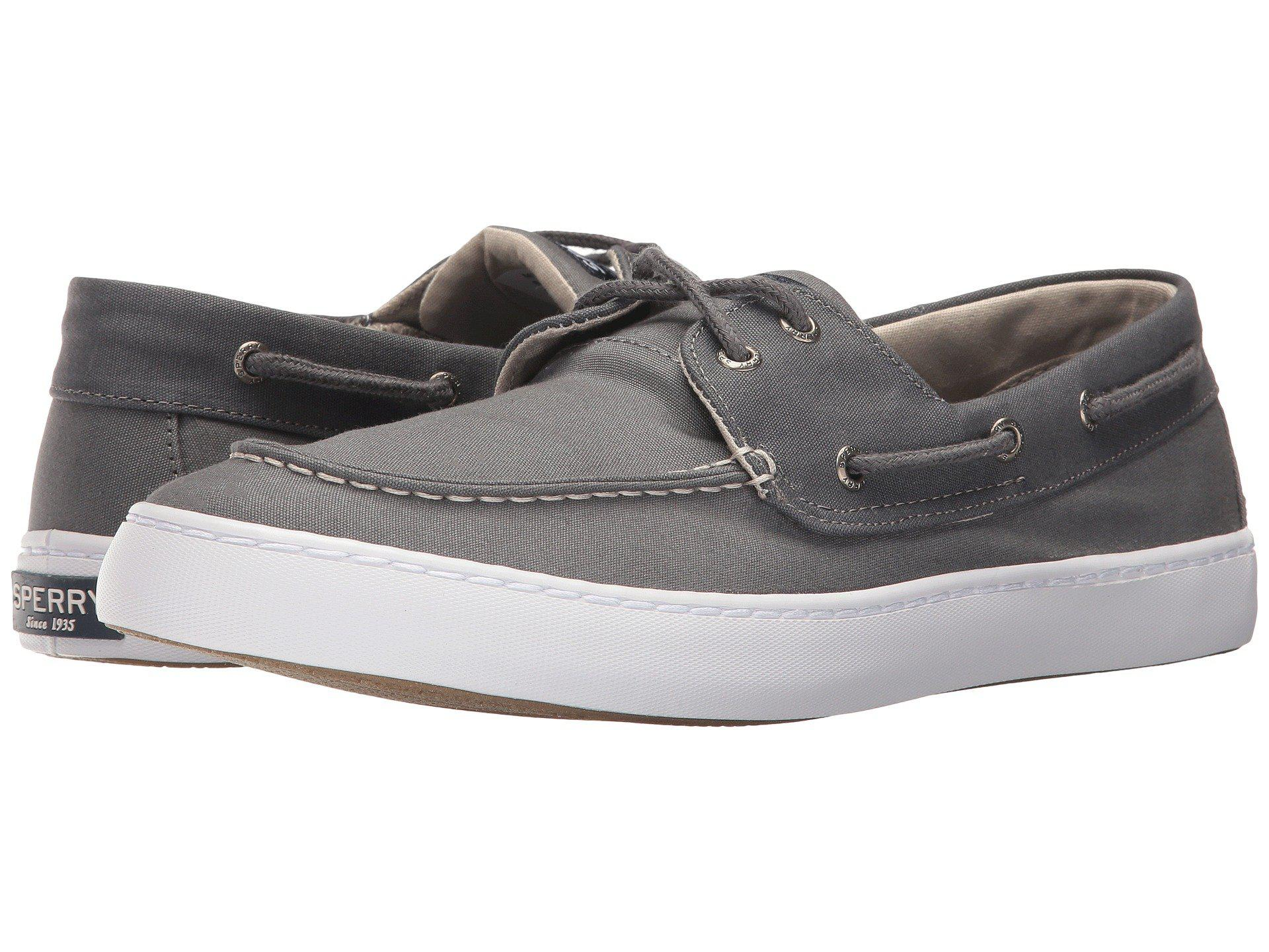 9fb5689b506d8 Lyst - Sperry Top-Sider Cutter 2-eye in Gray for Men