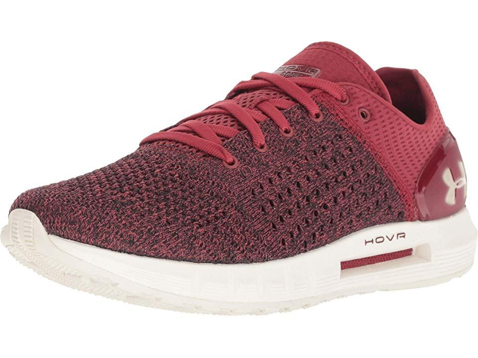 size 40 1bc19 cfcff Under Armour Ua Hovr Sonic Ct (brick Red/black/ivory ...